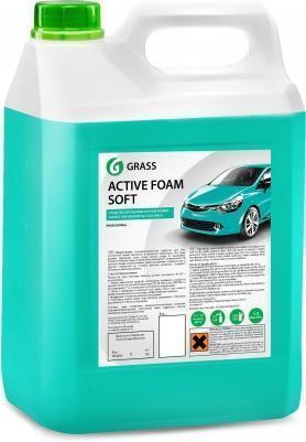 Активная пена Active Foam Soft (канистра 5,8кг )арт. 700205
